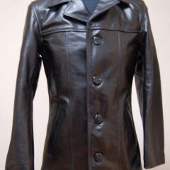 SCHOTTのジャケットサイズダウン