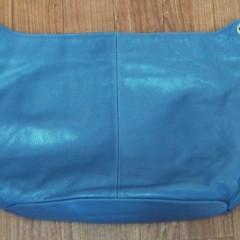 FURLA(フルラ)のbagのショルダーベルトを持ち手にリフォーム