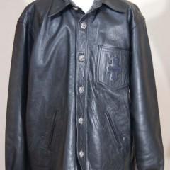 A&Gレザージャケットのリフォーム