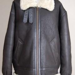 革ジャケットのサイズダウン