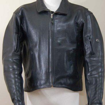 ライダースジャケットのサイズ直し