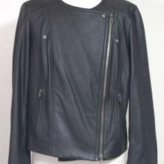 ライダージャケット袖丈詰め3cm