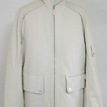 エルメスのライダージャケット