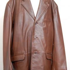 カウレザーのジャケット