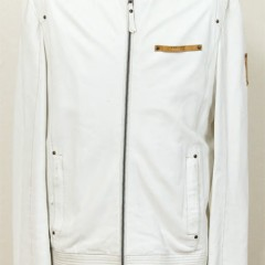 ブラウン・ジャケット:裏地の張り替え、オフホワイト・ブルゾン:袖丈詰め