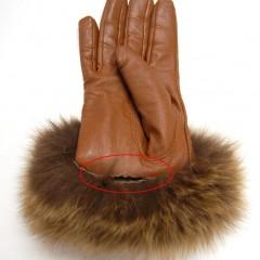 手袋の修理