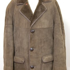 NURSEYS(ナーセリーズ) ムートンコートの袖丈詰め