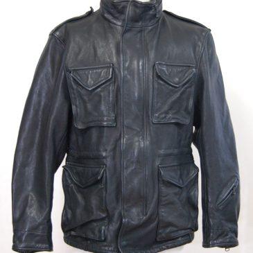フィールドジャケット M-65の袖丈サイズアップ