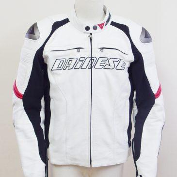 Dainese(ダイネーゼ) シングルライダースジャケットの着丈詰め