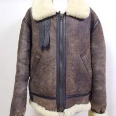 ハーレー・ダビッドソンB3ジャケット身幅詰め