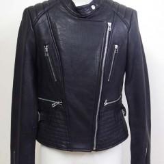 Victoria's Seacret(ヴィクトリアズ・シークレット)ダブルライダースジャケットの袖丈詰め