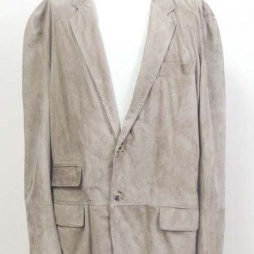 イタリアBrunello Cucinelli製の薄手のスエードジャケット