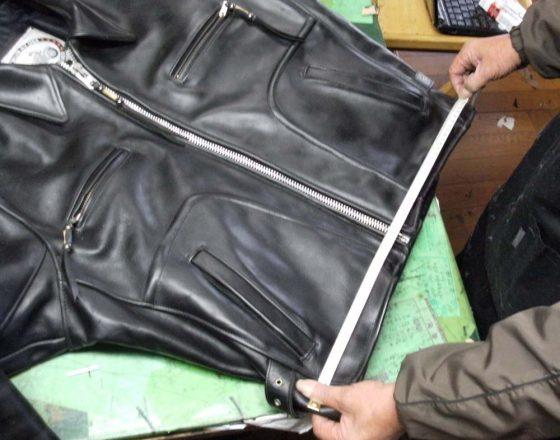 身幅(裾)の測り方
