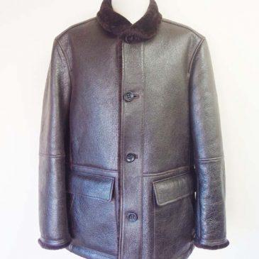 LOEWE(ロエベ) ムートンコートの袖丈サイズアップ