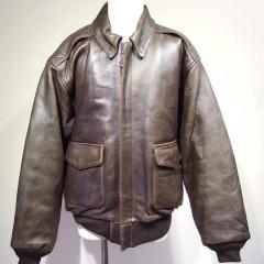 ショット A-2フライトジャケット 袖丈詰め