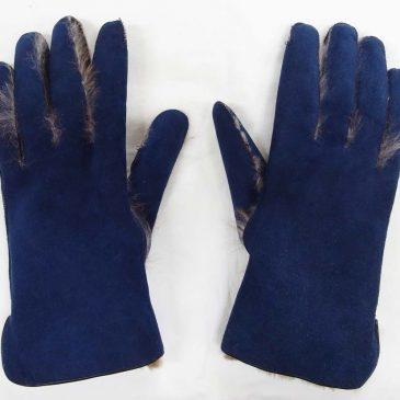 セルモネータ 革手袋 指の長さ詰め