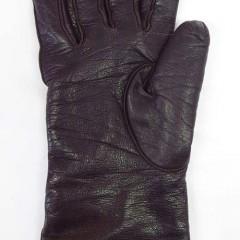 コーチ 革手袋 ほつれ再縫製