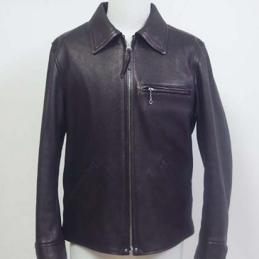 JOE McCOY(ジョーマッコイ) 30s DEERSKIN SPORTS JACKET / OKLAHOMAのサイズダウン
