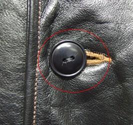 ボタン(糸で留めてあるタイプ)の交換 作業前
