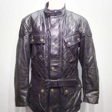 ベルスタッフ 4着 袖丈詰め、ほつれ再縫製