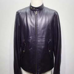 シングルライダースジャケット 肩幅、身幅、袖丈