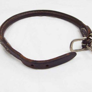 犬の首輪をブレスレットにリフォーム