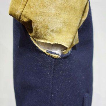 袖ぐり下のほつれ・破れ修理