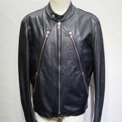 レザージャケットの身幅・着丈・肩幅等のリフォーム
