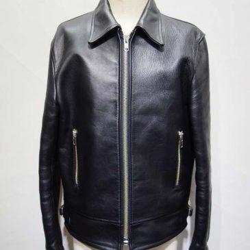 ライダースジャケット 身幅、袖幅