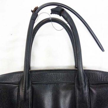 サンローラン ビジネスバッグ 持ち手交換