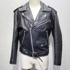 ライダースジャケット 肩幅-5cm