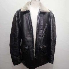 ジャケットのフロントファスナーの交換