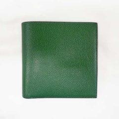 財布(エルメス製) 高さを低く
