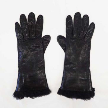 Sermoneta Gloves 革手袋(5本指)の裏地の張り替え