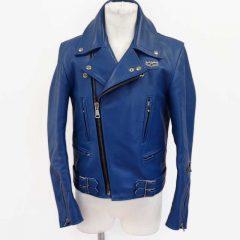 ライダースジャケット 袖丈、袖幅