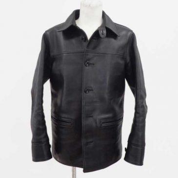 レザージャケット 着丈2センチ 袖丈1センチ 短く
