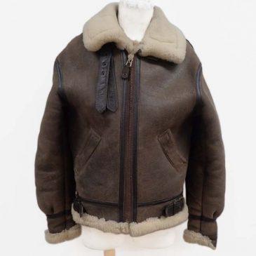 ムートンb-3ジャケット