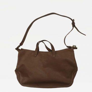 チーバの2way月型バッグ サイズを小さく