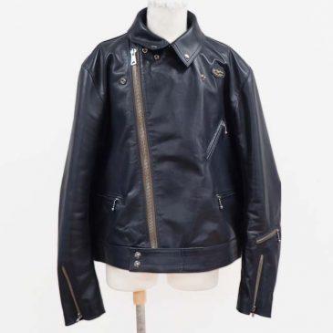 ルイスレザーサイクロン48 裾、身幅詰め