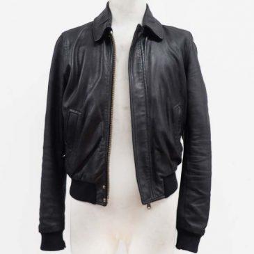 ジャケットの袖口交換