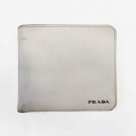 PRADA サフィアーノ 財布 染め直し、再縫製